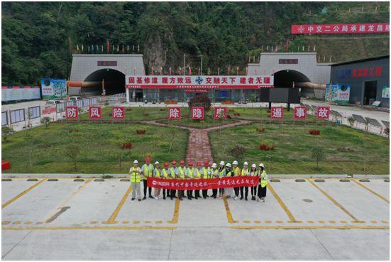 中国人挖隧道已变得这么简单了?记者现场被被帅到