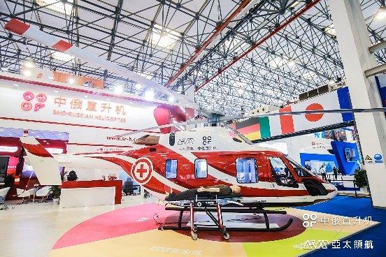 航空医疗救护模拟培训放异彩