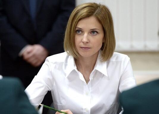 波克隆斯卡娅(图源:俄媒)