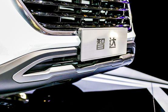"""全新A0级SUV""""智达""""亮相,北汽""""智多星""""家族再添新丁"""