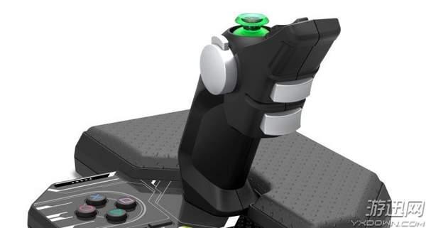 PS4《边境保卫战》推出专用摇杆 机甲风手柄酷毙