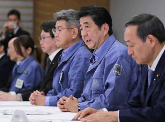 海贝思致日本80死 安倍拟投3百多亿元重建灾区