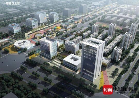 直击川桂重点项目建设:川桂国际产能合作产业园一期工程将于明年6月竣工