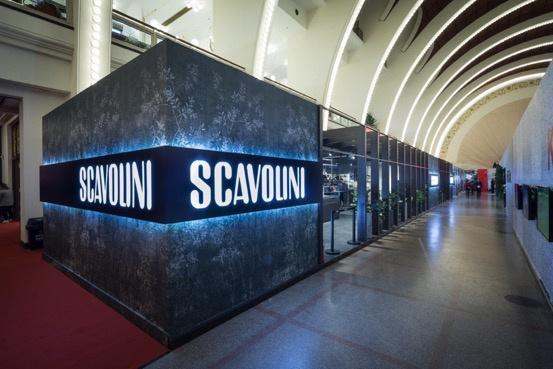 Scavolini 新品惊艳亮相2019米兰国际家具(上海)展览会