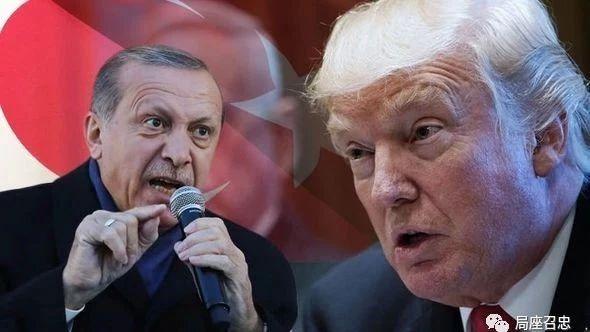 盟友土耳其毫不手软,立即报复美国的制裁措施!