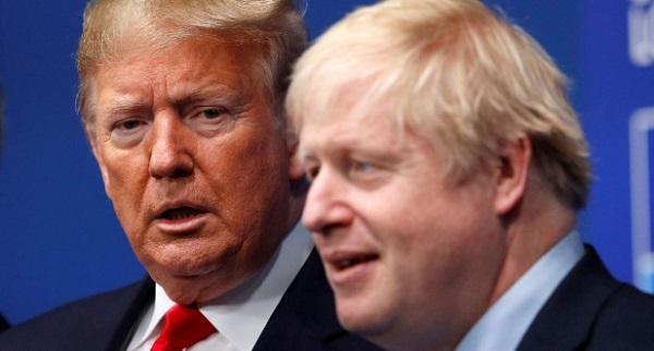 英国首相推迟华盛顿之行 英媒:或激怒特朗普危及贸易协议