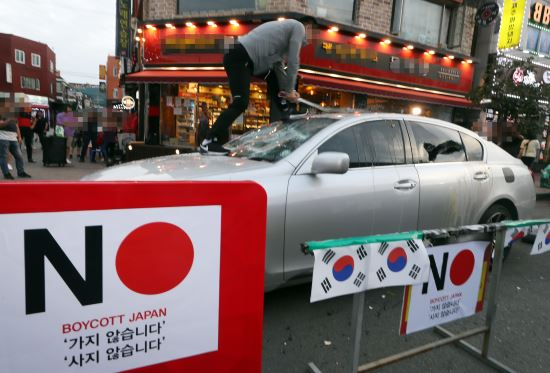 日系车要哭!韩国市场销量遭腰斩
