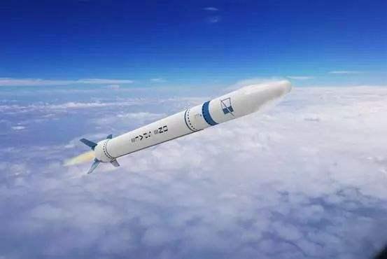 重庆零壹空间OS-X火箭飞行模拟图