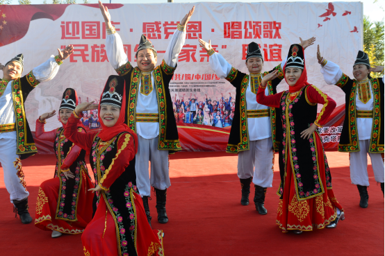 [昌吉新闻]新疆昌吉:审计干部开展民族团结一家亲联谊活动|新疆|一家亲|联谊