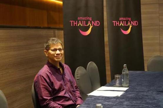 泰国旅游局副局长:泰中交流是双赢