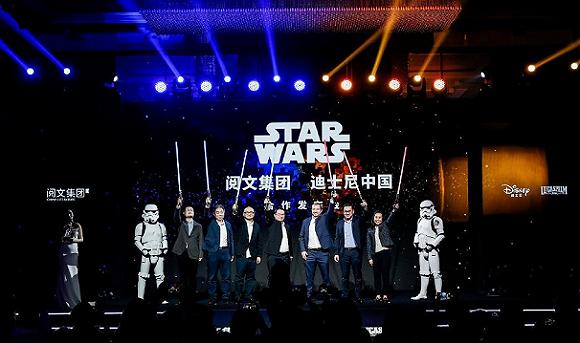 阅文与迪士尼,优酷与维亚康姆:中国文娱与好莱坞为何越走越近?