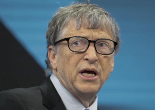 彭博亿万富翁指数比尔·盖茨超越贝佐斯,两年来首次登顶榜首