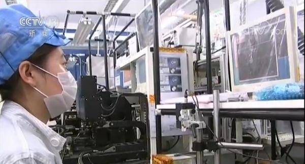 我国芯片产业近年取得长足进步