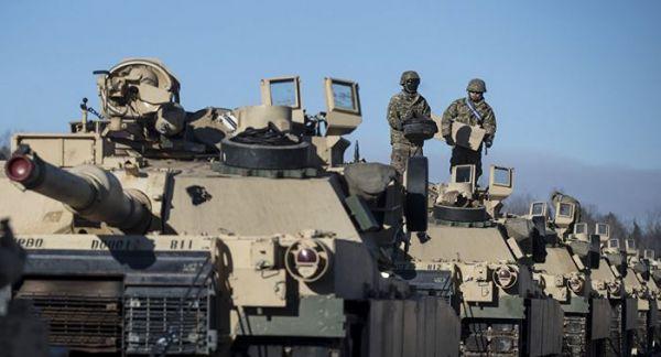 波兰出高价让美军永久驻扎 俄称其或成打击目标