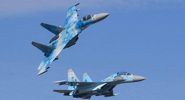乌克兰战斗机训练时坠毁 乌、美军两名飞行员丧生|飞行员|乌克兰|丧生