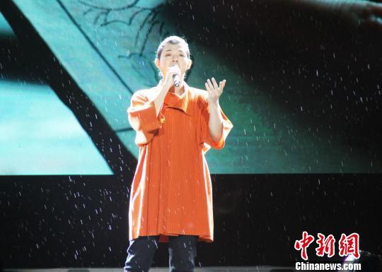 首届中国双塔山爱情电影周开幕 霍尊等众多明星助阵