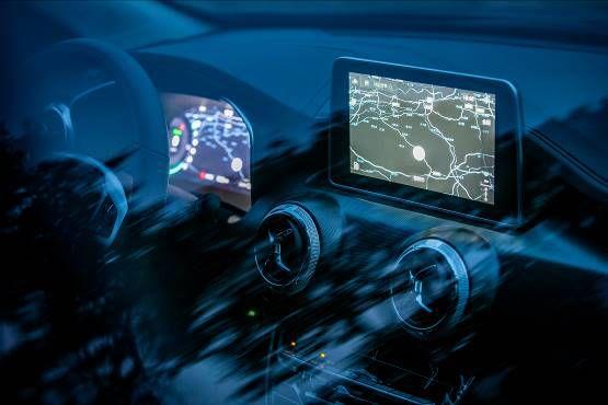 高速与高续航里程并不冲突,高速路试驾北汽新能源EX5