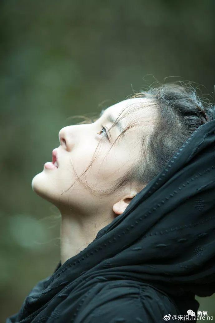 宋祖儿刘昊然苏炸天 但她神似张柏芝的颜竟出现一个大bug