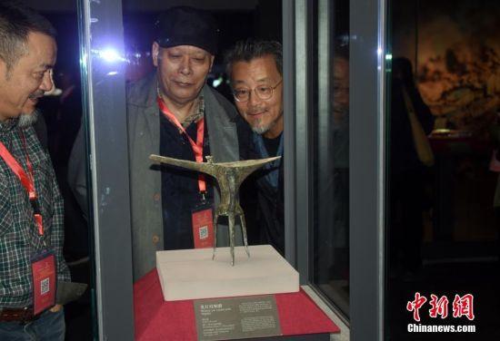 二里头夏都遗址博物馆在洛阳开馆 展示中国最早王朝都城遗存