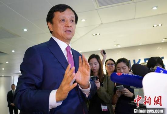 李小加:香港交易所正研究利用区块链促进北向交易