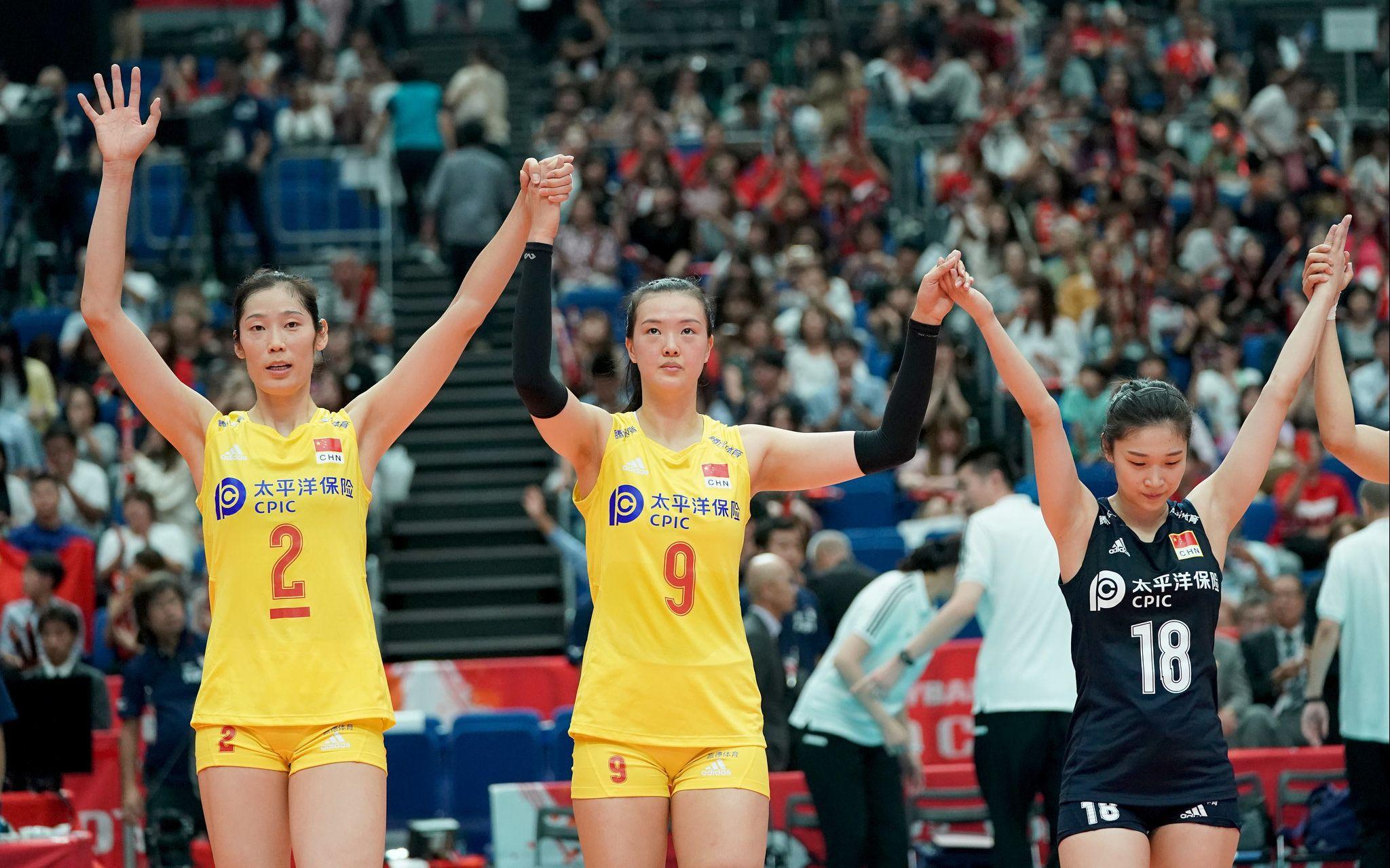 中国女排五连胜,郎平称真正的考