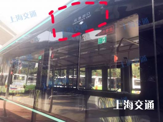 """上海这些公交线将率先换上""""黑金刚""""新车"""