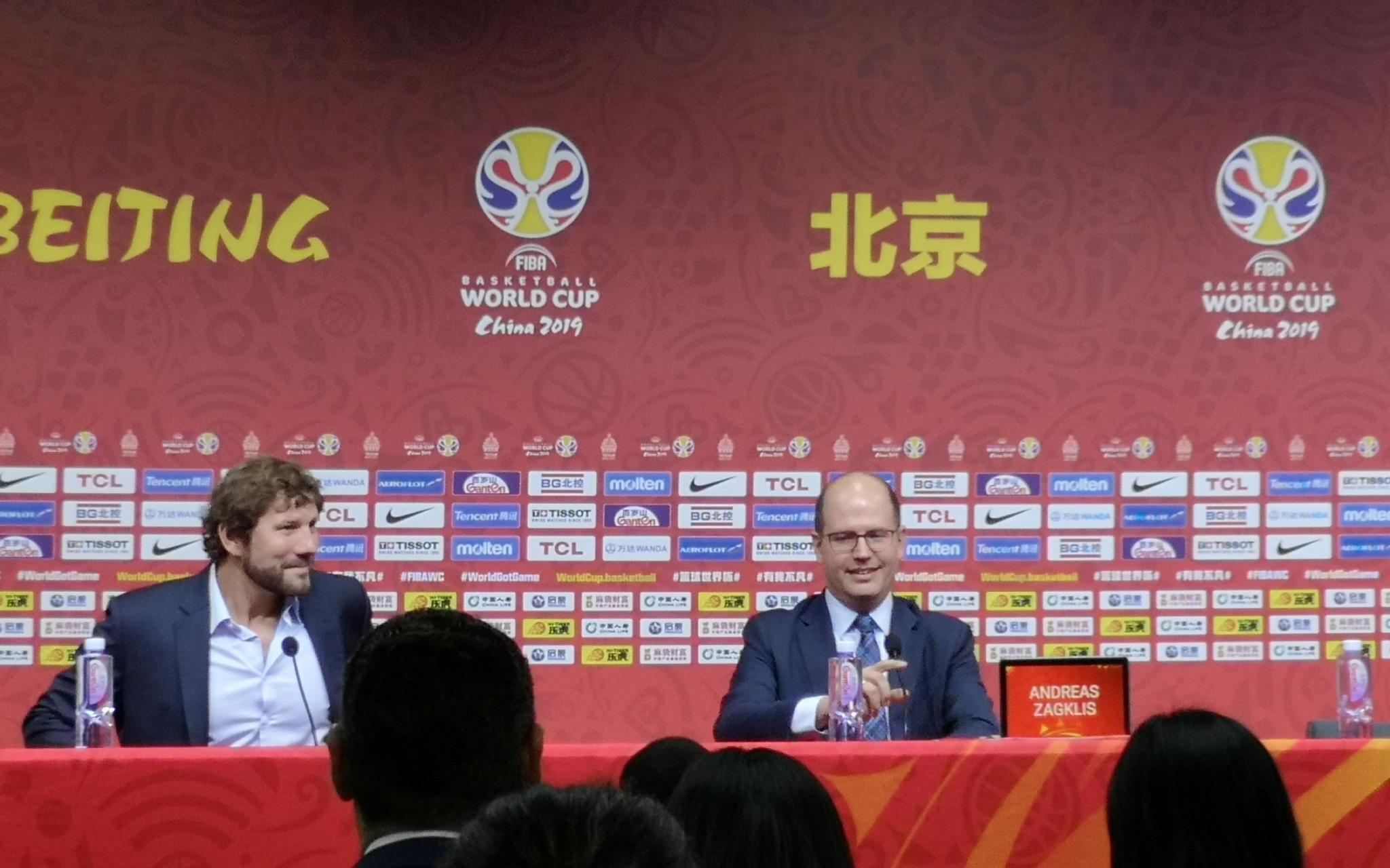 [转载]FIBA秘书长总结篮球世界杯:赛事体系会越来越好