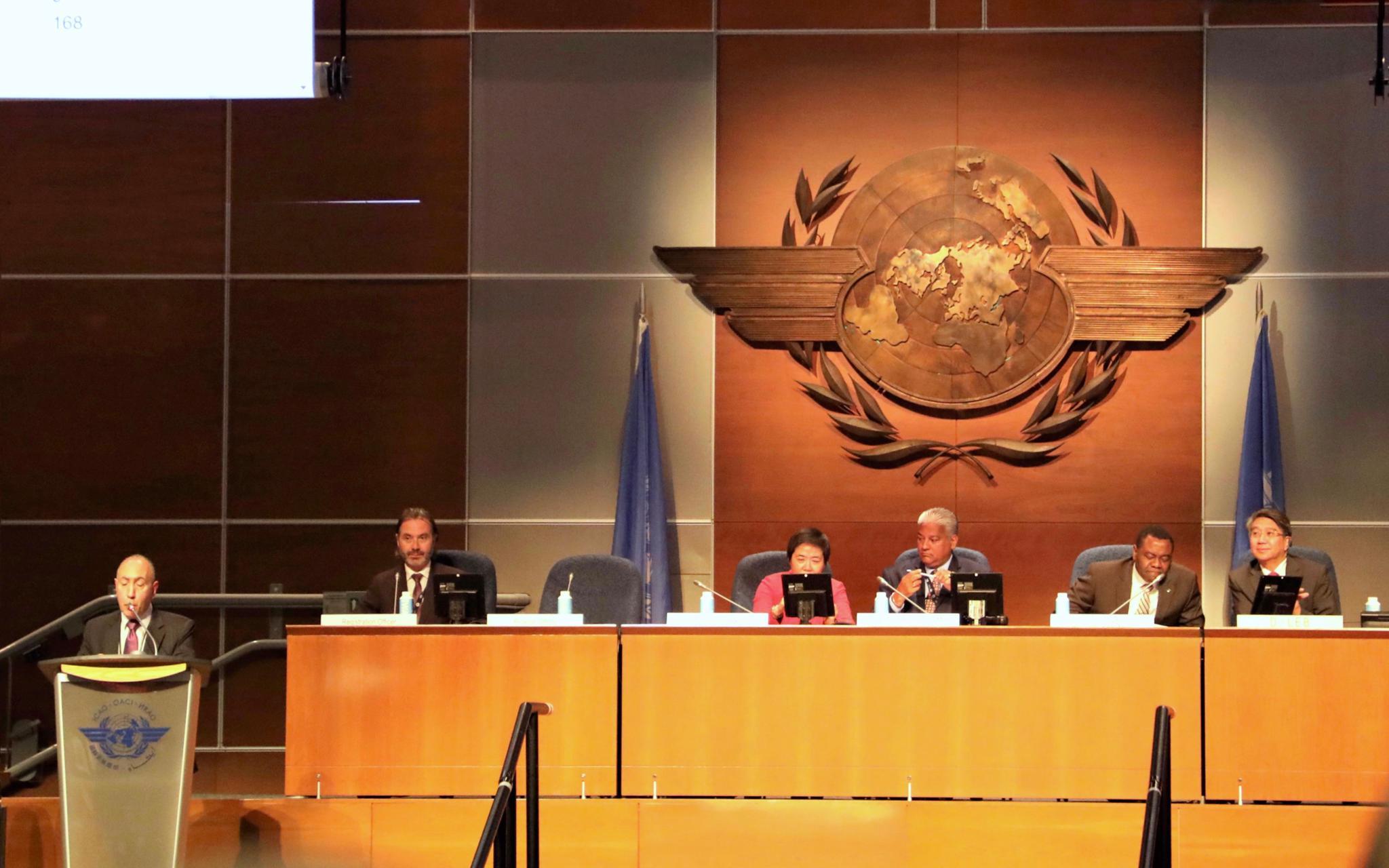 中国六连任国际民航组织一类理事国
