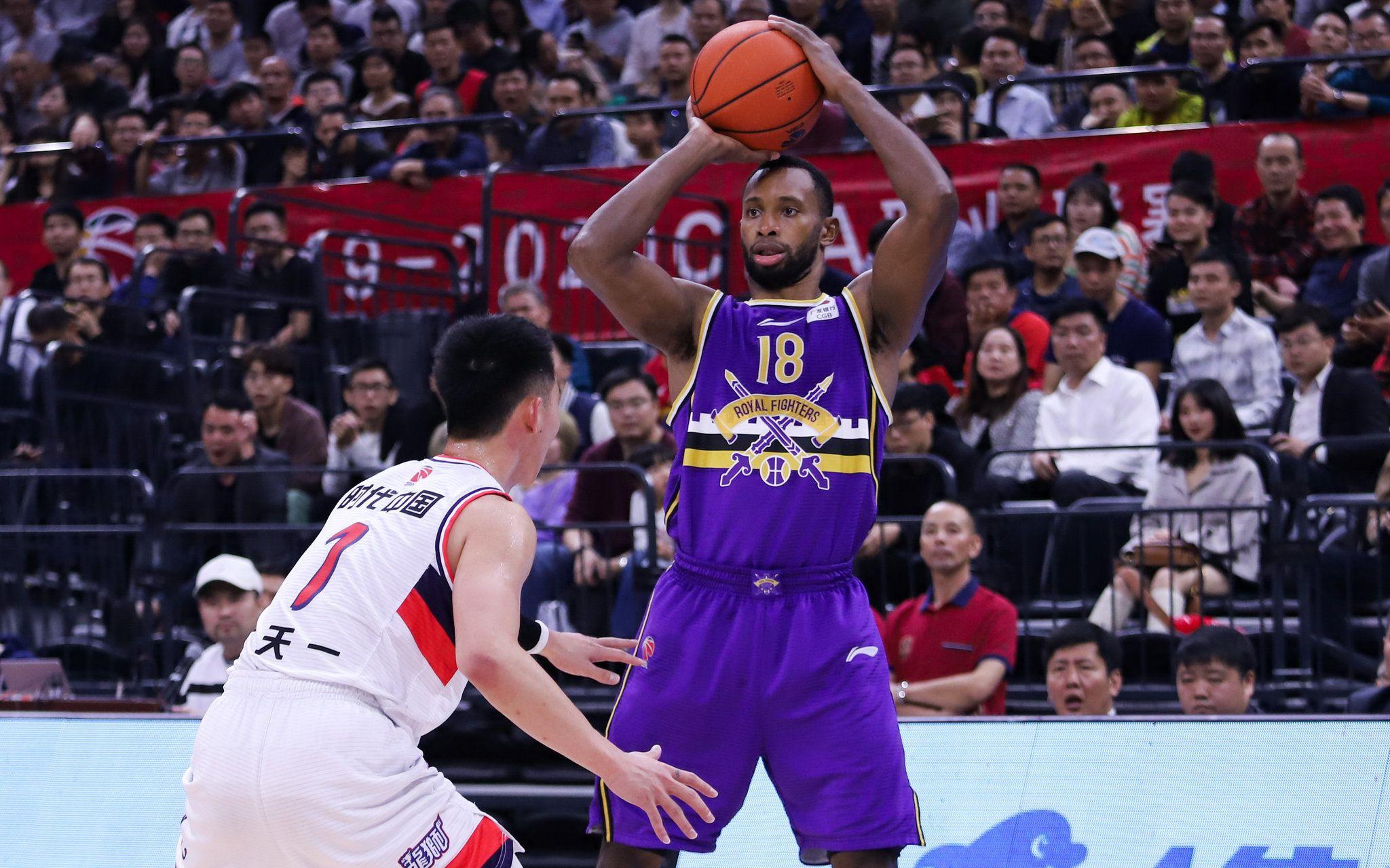 北控男篮本赛季三杀广州队,送给对手14连败图片