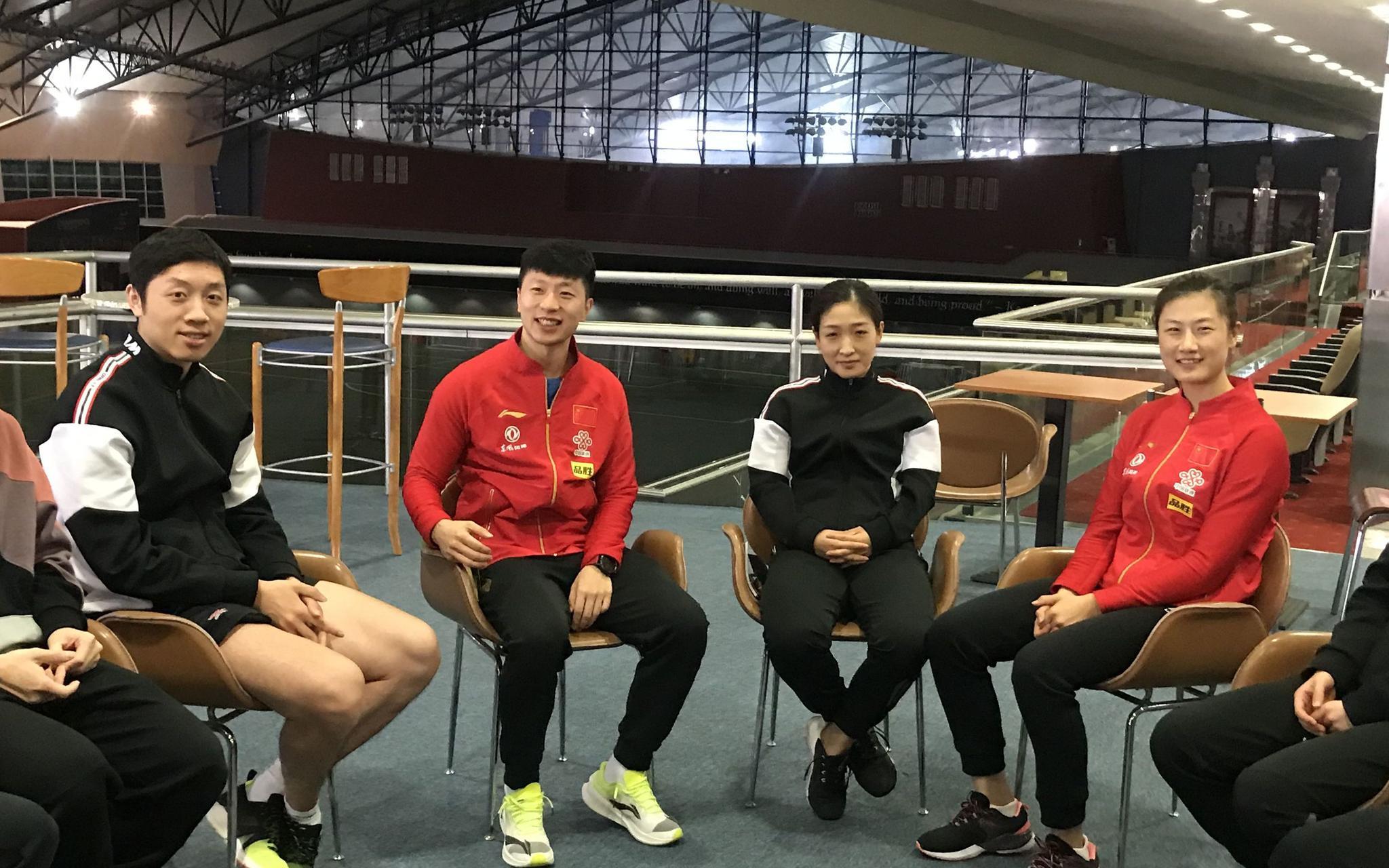 国际乒联又宣布推迟两站赛事,国乒队或提前返京图片