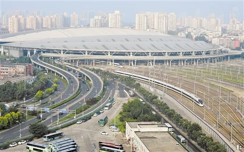 京津冀交通一体化提质增速