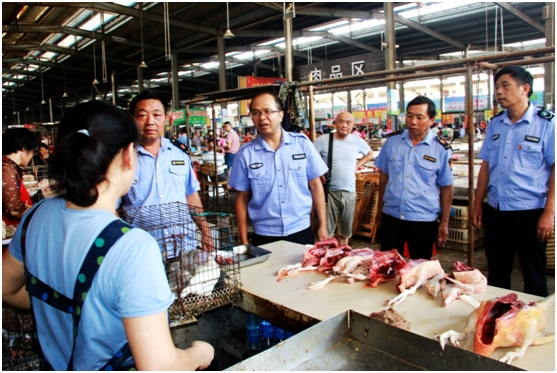 宜春市市场监督管理局:组织开展野生动物保护专项整治行动
