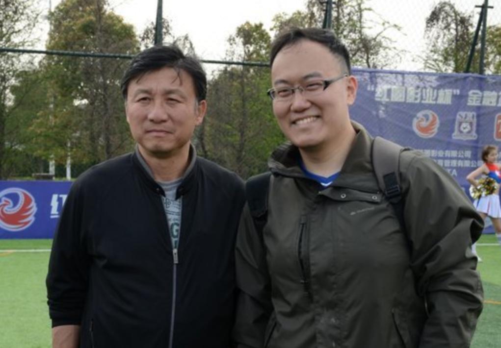 成耀东点赞沪足球节:业余足球对竞技足球大有帮助