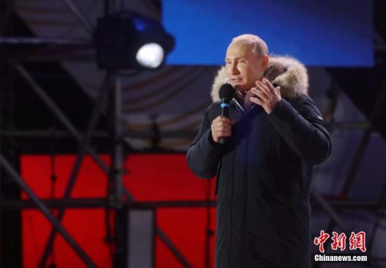 资料图:普京。中新社记者 王修君 摄