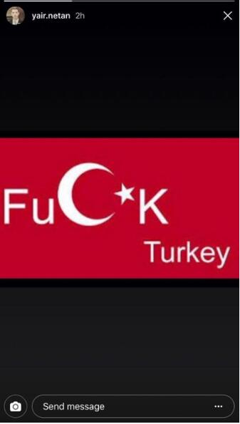 """以总理之子""""传照辱骂""""土耳其。(图源:今日俄罗斯)"""