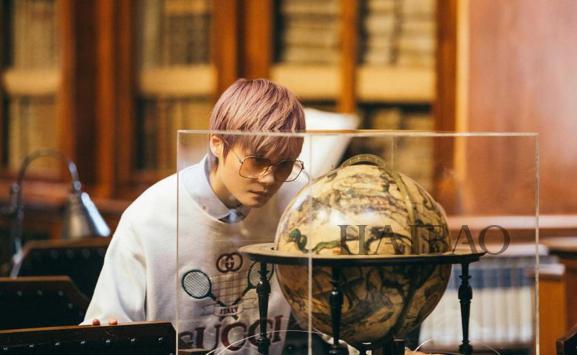 古驰GUCCI携手腾讯推出《GUCCI灵感地图》短片系列 将于10月11日正式首播