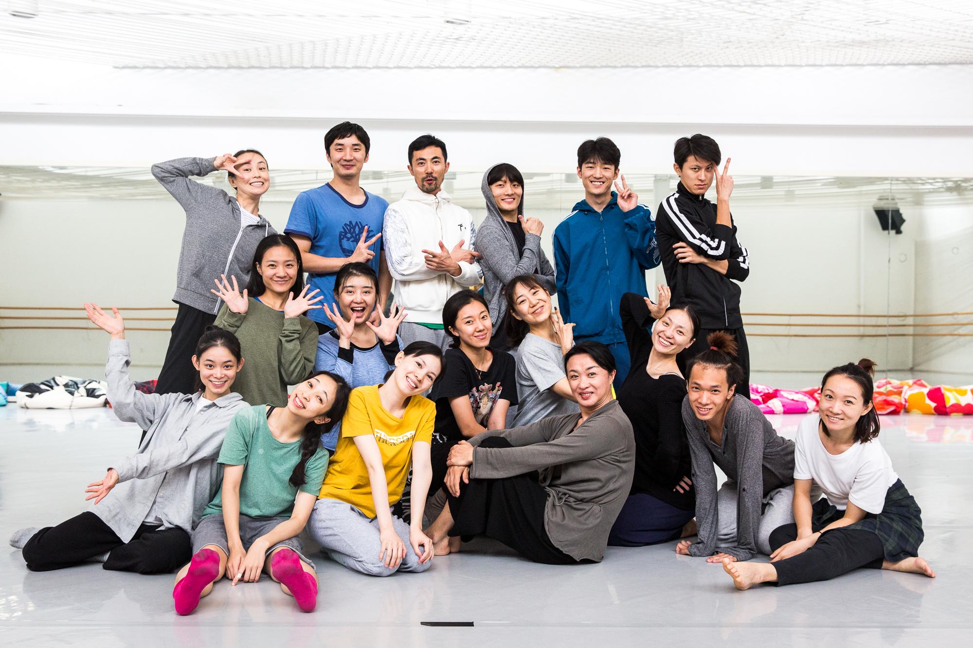 金星舞蹈团建团20周年,《舞@上海》特别演出将亮相