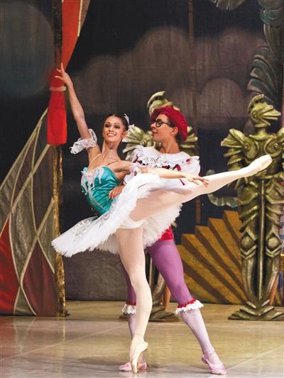 亲子芭蕾舞剧《洋葱头历险记》首来京