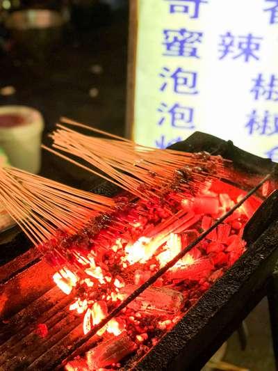 烤肉与男同胞的生殖健康相关。视觉中国供图(资料图片)