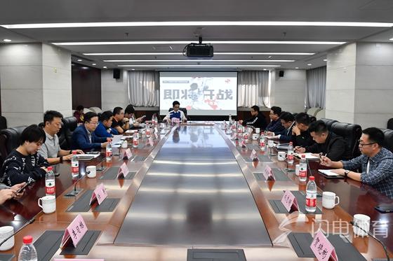 CBA策划畅谈会举行 山东西王男篮:首要目标打进季后赛