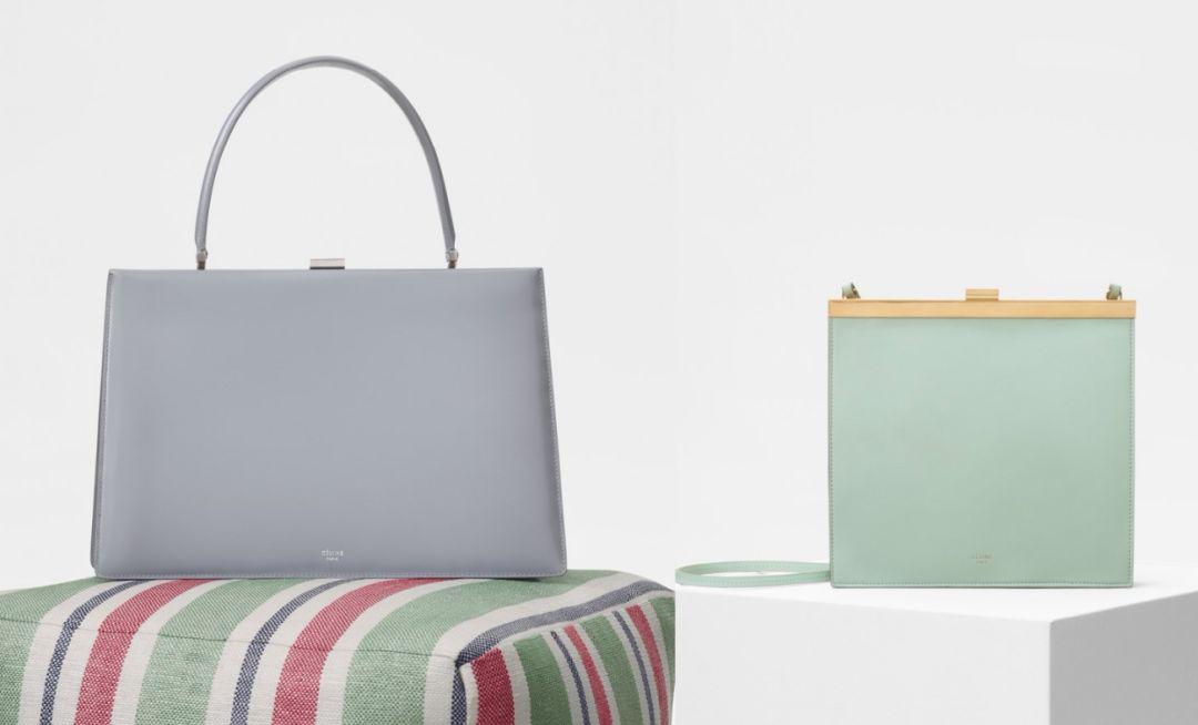 CelineClasp 系列包袋