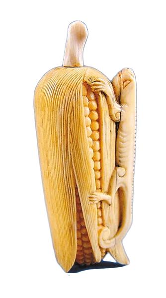 玉米形态的玩具风由模情趣美国内藏品倒间图片