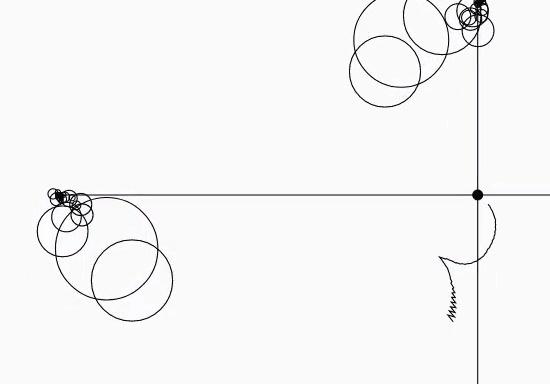 离散傅里叶变换画米奇