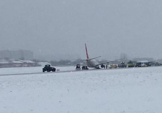 波音客机又出事了!土耳其是第三个受害国,还好没有人员伤亡