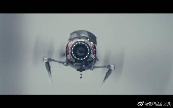 A代替人类!日本科幻片《AI崩坏》预告