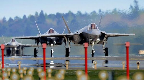 好国F-35战役机(好国空军网站)