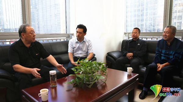 山西省晋绥文化教育发展基金会:做好红色基因的传承和传播