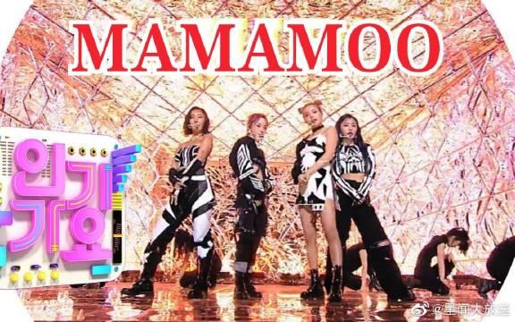 【MAMAMOO】11.17人气歌谣1080P!