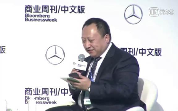 路威酩轩(LVMH)集团大中华区总裁吴越现场点赞李佳琦