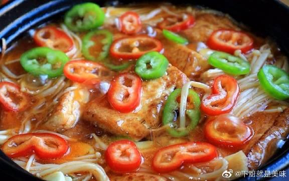 非常好吃的一道砂锅菜